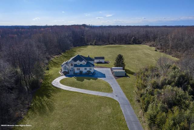 19 Parkside Way, Millstone, NJ 08535 (MLS #22008798) :: Vendrell Home Selling Team