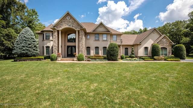 57 Buckley Road, Marlboro, NJ 07746 (MLS #22008919) :: The Dekanski Home Selling Team