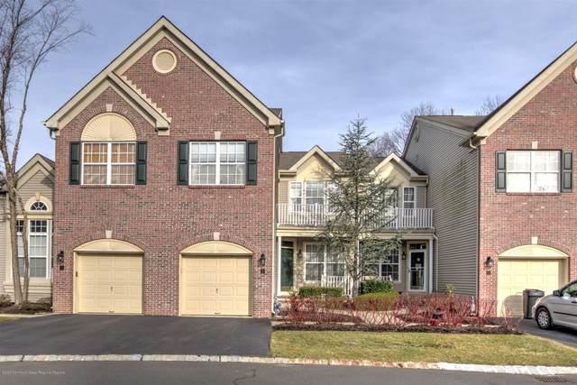 2 Pine Tree Terrace, Holmdel, NJ 07733 (MLS #22008926) :: The MEEHAN Group of RE/MAX New Beginnings Realty