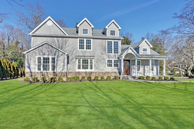 346 Harding Road, Fair Haven, NJ 07704 (MLS #22009050) :: William Hagan Group