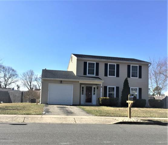 3 Mendon Drive, Howell, NJ 07731 (#22009115) :: Nexthome Force Realty Partners