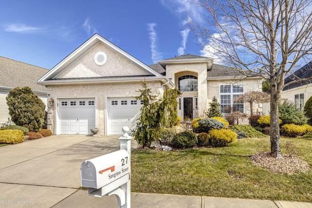 27 Sawgrass Street, Jackson, NJ 08527 (MLS #22009147) :: The Dekanski Home Selling Team
