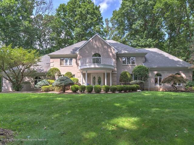 120 Sandalwood Drive, Marlboro, NJ 07746 (MLS #22009237) :: William Hagan Group