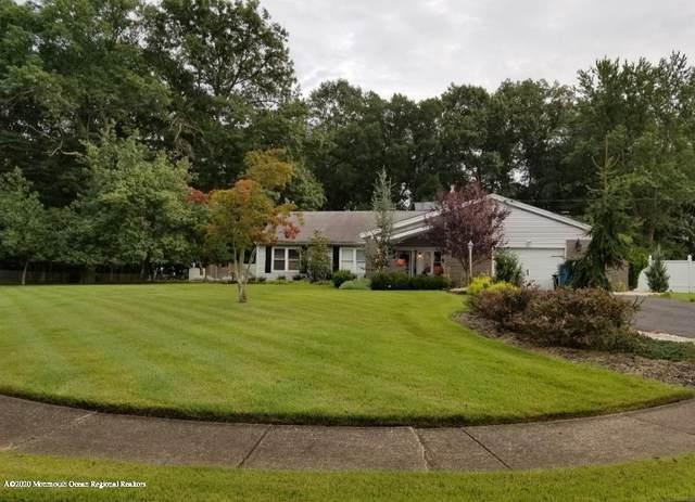 31 Sugarbush Road, Howell, NJ 07731 (MLS #22009272) :: William Hagan Group