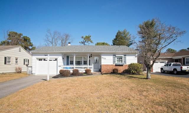 855 Edgebrook Drive N, Toms River, NJ 08757 (MLS #22009314) :: William Hagan Group