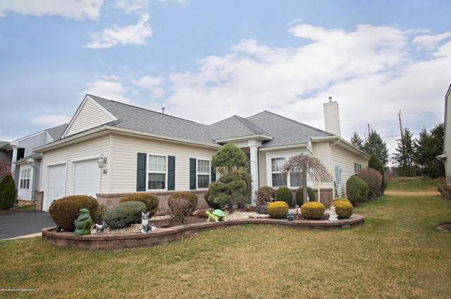128 Murano Avenue, Monroe, NJ 08831 (MLS #22009358) :: The Premier Group NJ @ Re/Max Central
