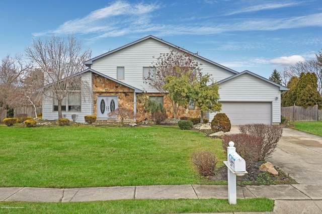 846 Brown Court, Toms River, NJ 08753 (MLS #22009461) :: The Dekanski Home Selling Team