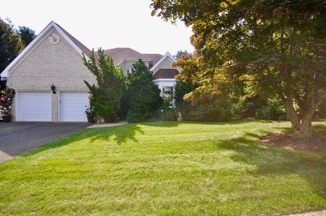 1 Spinaker Lane, Red Bank, NJ 07701 (MLS #22009532) :: The Dekanski Home Selling Team