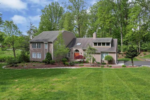 20 Sherwood Court, Holmdel, NJ 07733 (MLS #22009559) :: Vendrell Home Selling Team