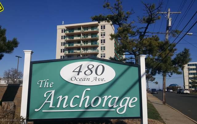 480 Ocean Avenue 2G, Long Branch, NJ 07740 (MLS #22009589) :: The Sikora Group
