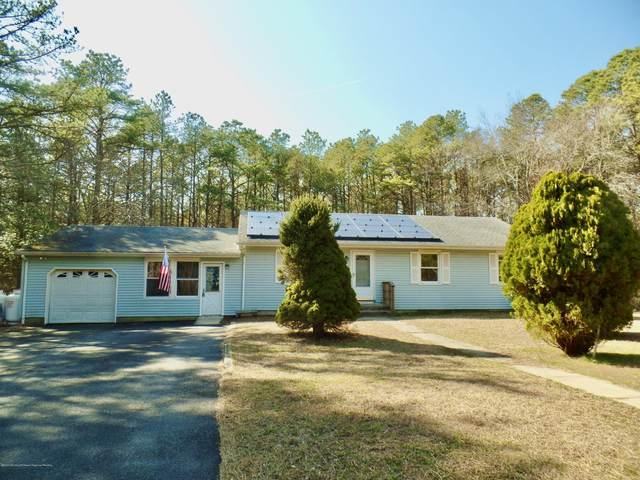 458 Nixon Avenue, Bayville, NJ 08721 (#22009603) :: Daunno Realty Services, LLC