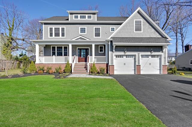 19 Bungalow Place, Oceanport, NJ 07757 (MLS #22009683) :: Vendrell Home Selling Team