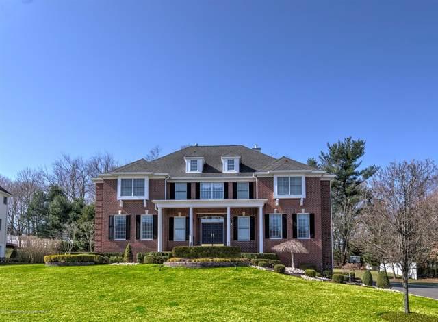 7 Landmark Lane, Marlboro, NJ 07746 (MLS #22009684) :: The Dekanski Home Selling Team