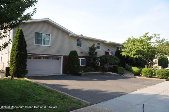 114 Greymoor Road, Howell, NJ 07731 (MLS #22009759) :: William Hagan Group