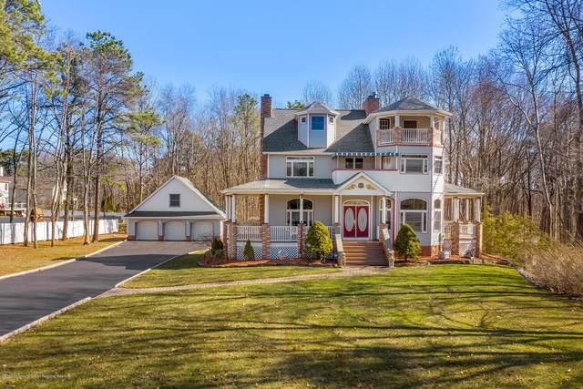 422 Spotswood Gravel Hill Road, Monroe, NJ 08831 (MLS #22009845) :: William Hagan Group