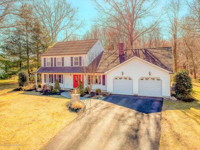 6 Burdge Drive, Middletown, NJ 07748 (MLS #22009988) :: William Hagan Group