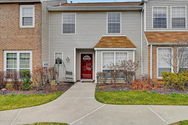 108 Radcliff Place, Morganville, NJ 07751 (MLS #22009989) :: The Sikora Group
