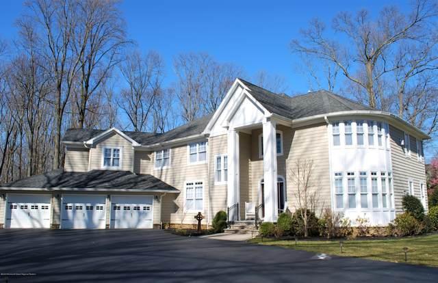 160 Chapel Hill Road, Middletown, NJ 07748 (MLS #22010005) :: William Hagan Group
