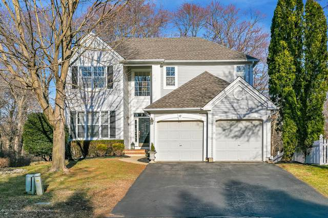 12 Governor Ky, Colts Neck, NJ 07722 (MLS #22010019) :: Vendrell Home Selling Team