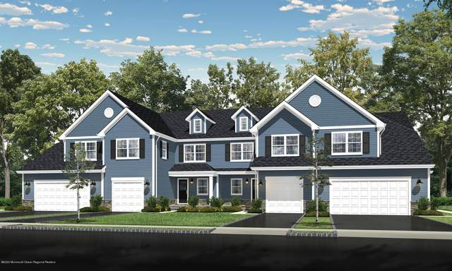 23 Daisy Drive #702, Franklin, NJ 08873 (MLS #22010050) :: William Hagan Group