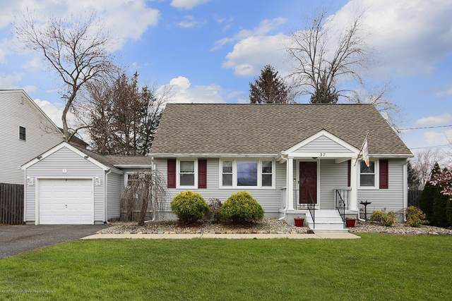 37 Sunset Place, North Middletown, NJ 07748 (MLS #22010112) :: Vendrell Home Selling Team