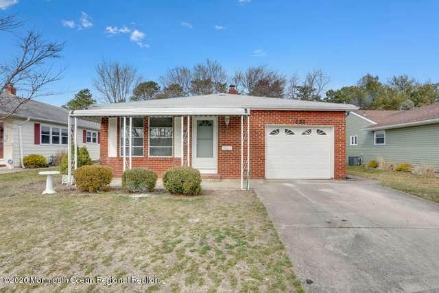 252 Fort De France Avenue, Toms River, NJ 08757 (MLS #22010120) :: The Dekanski Home Selling Team