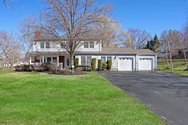 2 Baron Court, Manalapan, NJ 07726 (MLS #22010147) :: The Premier Group NJ @ Re/Max Central