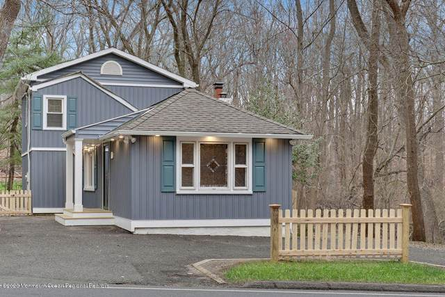 116 Crawfords Corner Road, Holmdel, NJ 07733 (MLS #22010230) :: Vendrell Home Selling Team