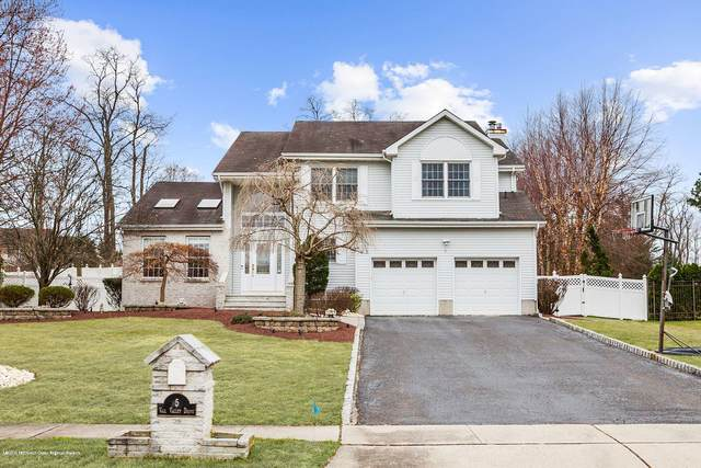 5 Vail Valley Drive, Manalapan, NJ 07726 (MLS #22010247) :: The Premier Group NJ @ Re/Max Central