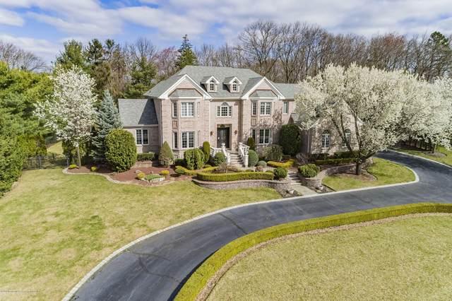 2 Lakeview Drive, Holmdel, NJ 07733 (MLS #22010263) :: William Hagan Group