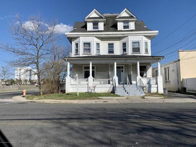 73 2nd Avenue, Long Branch, NJ 07740 (MLS #22010268) :: William Hagan Group
