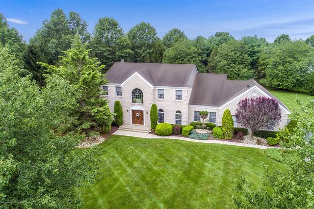 18 Chardonnay Drive, Holmdel, NJ 07733 (MLS #22010316) :: Kiliszek Real Estate Experts
