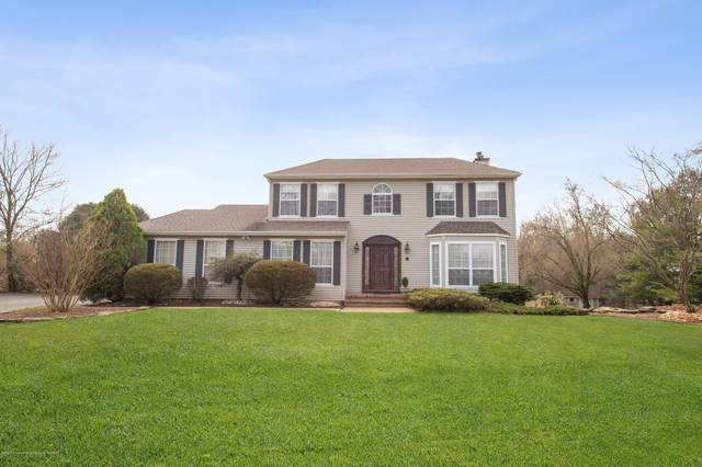 27 Indian Path, Millstone, NJ 08535 (MLS #22010392) :: The Premier Group NJ @ Re/Max Central