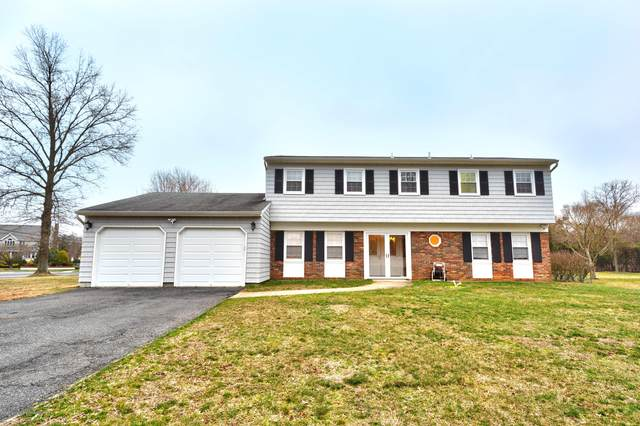 225 Sherwood Drive, Freehold, NJ 07728 (MLS #22010460) :: The Premier Group NJ @ Re/Max Central