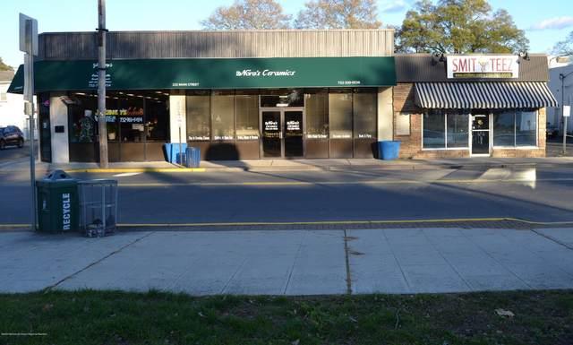 220 Main Street, Keansburg, NJ 07734 (MLS #22010484) :: William Hagan Group