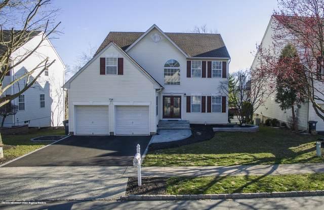 8 Langon Hollow Road, Bridgewater, NJ 08807 (MLS #22010553) :: William Hagan Group