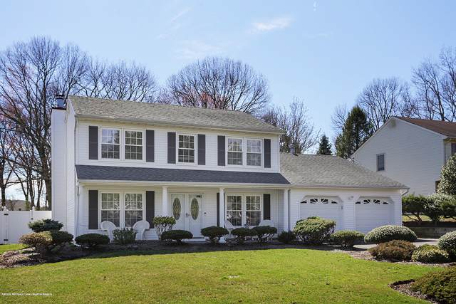 10 Twin Terrace, Holmdel, NJ 07733 (MLS #22010568) :: Vendrell Home Selling Team