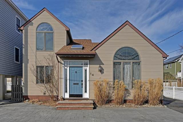 14 Central Avenue, Highlands, NJ 07732 (MLS #22010707) :: The MEEHAN Group of RE/MAX New Beginnings Realty
