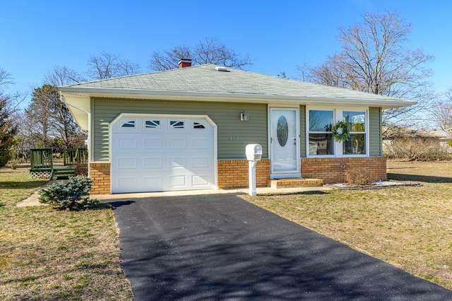 312 Saint Vincent Court, Toms River, NJ 08757 (MLS #22010760) :: The Dekanski Home Selling Team