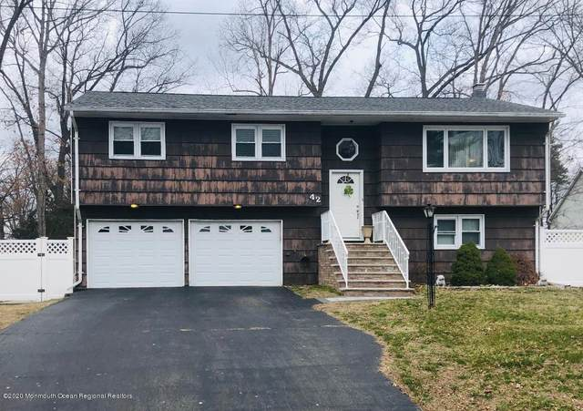 42 Avenue J, Monroe, NJ 08831 (MLS #22010763) :: The Premier Group NJ @ Re/Max Central