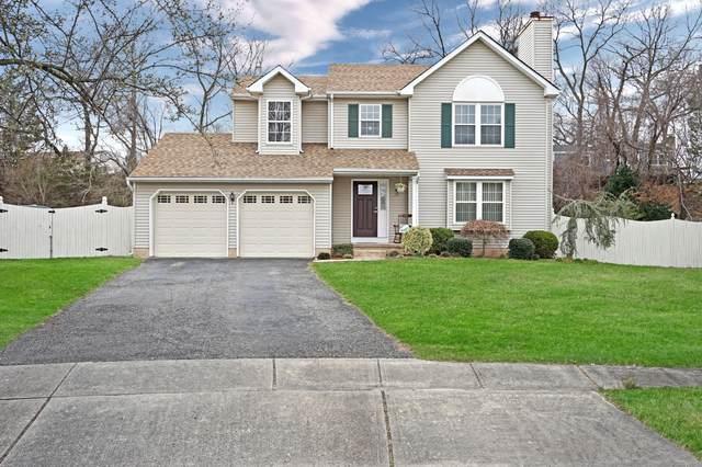 171 Black Oak Court, Toms River, NJ 08753 (MLS #22010825) :: The Dekanski Home Selling Team