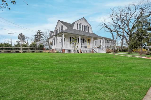 19 Obre Place, Shrewsbury Boro, NJ 07702 (MLS #22010914) :: Vendrell Home Selling Team