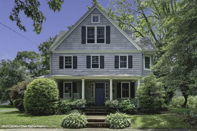22 Branch Avenue, Oceanport, NJ 07757 (MLS #22010976) :: Vendrell Home Selling Team
