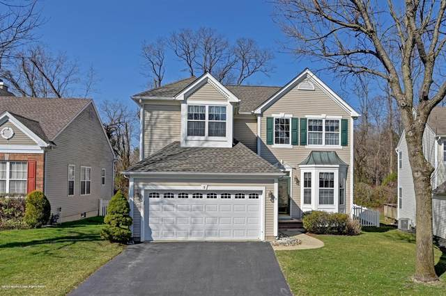 5 Raleigh Pass, Colts Neck, NJ 07722 (MLS #22010997) :: Vendrell Home Selling Team