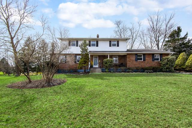 155 Montrose Road, Colts Neck, NJ 07722 (MLS #22011009) :: Vendrell Home Selling Team