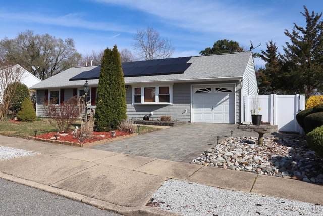 42 Lamp Post Drive, Barnegat, NJ 08005 (MLS #22011026) :: The Dekanski Home Selling Team