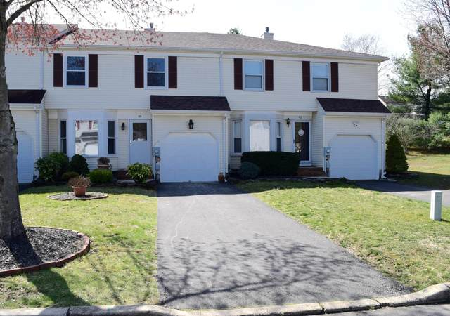 59 Carriage Lane, Englishtown, NJ 07726 (MLS #22011141) :: William Hagan Group
