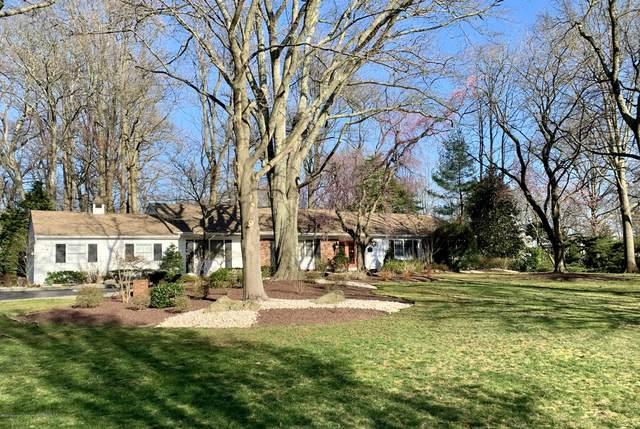 1 Woods End Road, Rumson, NJ 07760 (MLS #22011162) :: William Hagan Group
