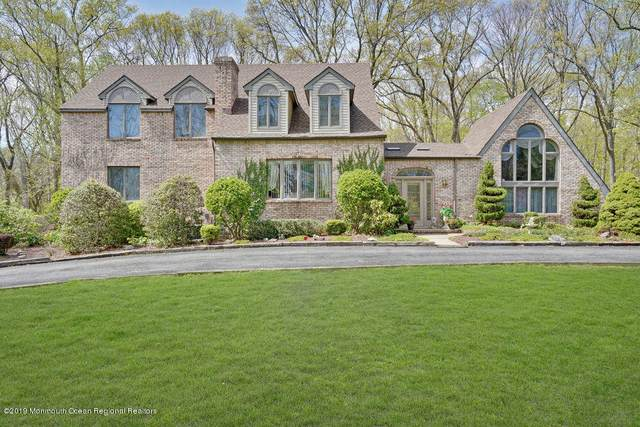 40 Revolutionary Road, Colts Neck, NJ 07722 (MLS #22011196) :: Vendrell Home Selling Team