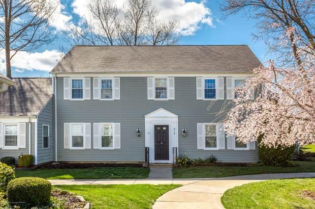 95B Gloucester Way 95B, Monroe, NJ 08831 (MLS #22011333) :: Vendrell Home Selling Team